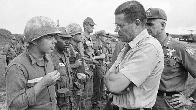 «Дебилы Макнамары» в джунглях Вьетнама