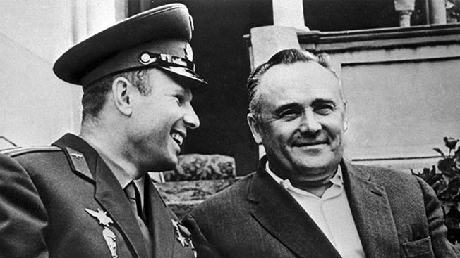 Главный конструктор Ю.А. Гагарин - такое могло случиться, но звёзды сошлись иначе...