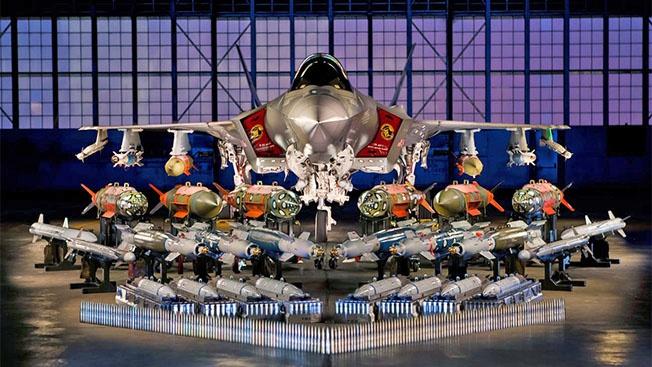 Нет повести печальнее на свете, чем о суперистребителе F-35