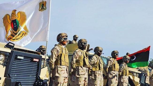 Войну в Ливии поставили на паузу