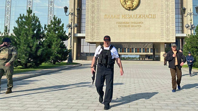 Кризис в Республике Белоруссия: новый уровень социо-информационных войн