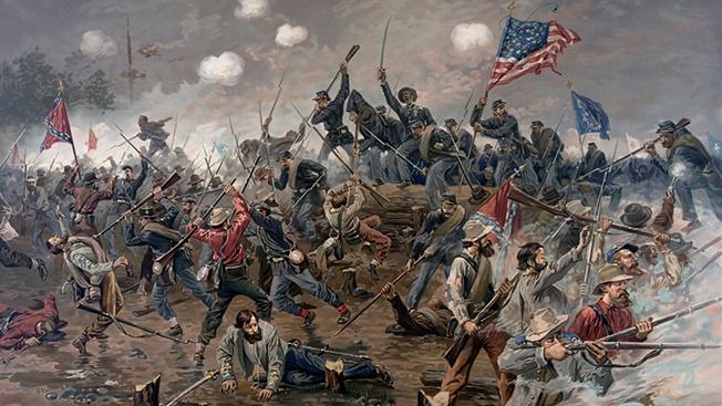 Вашингтон на грани второй гражданской войны