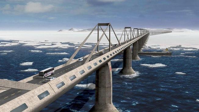 Мост на Сахалин - настоящий переход в будущее
