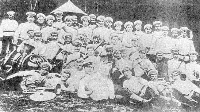 «Мокшанский полк на сопках Маньчжурии»
