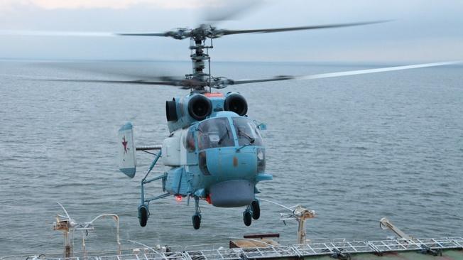Противолодочную оборону группировок ВМФ России обеспечат модернизированные Ка-27М