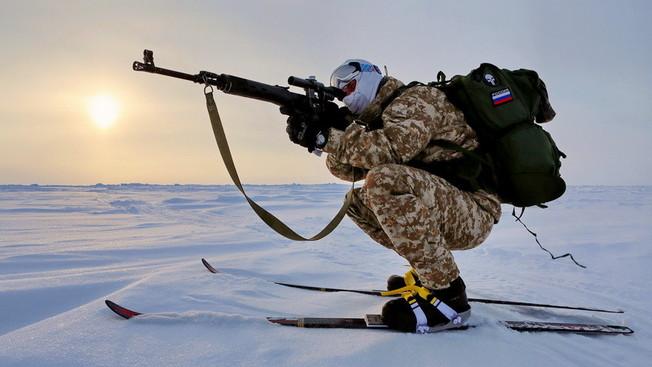 Битва за Арктику еще не завершена