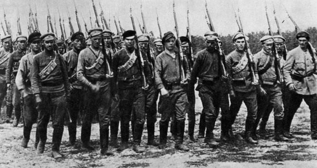 Почему победила Рабоче-Крестьянская Красная Армия?