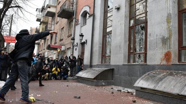 Украина, как страна безнаказанного насилия