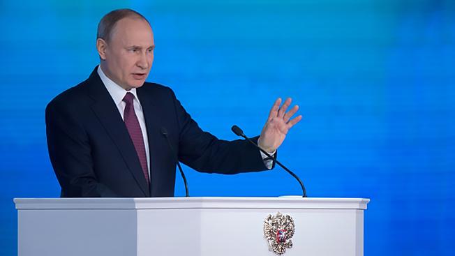 """Путин -  Западу: """"Мы же вас предупреждали"""". О каком оружии говорил глава России"""