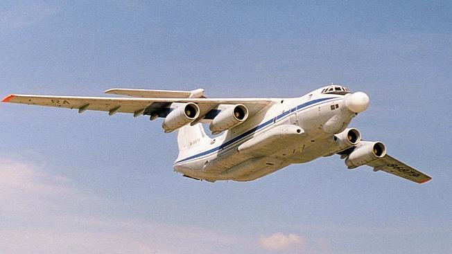"""А-60 - """"лазерный"""" самолет, способный ослепить американские спутники"""