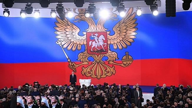 Путин объяснился с Вашингтоном на гиперзвуке