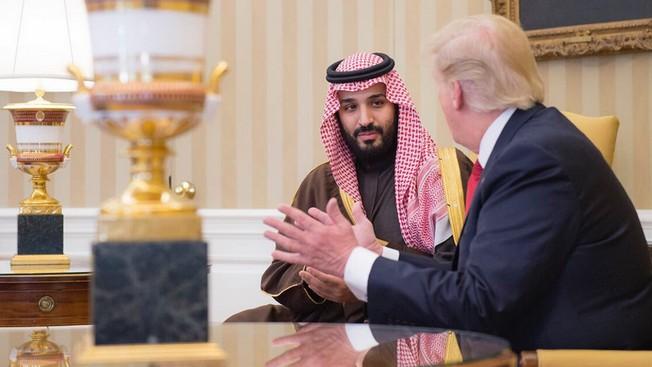 В Америке открывается восточный торг: о чем договаривается в США наследник престола Саудовской Аравии?