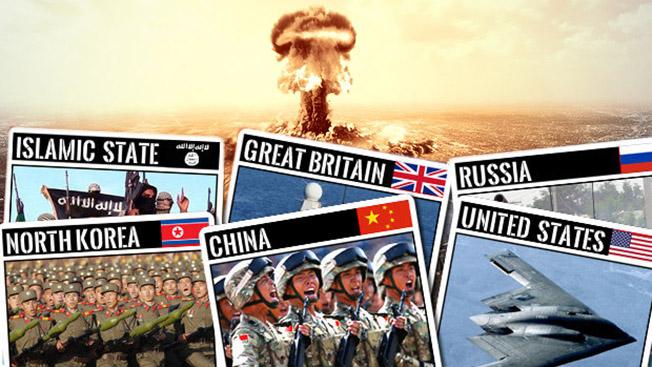 Три casus belli 2018 года: из-за чего уже могла вспыхнуть война?