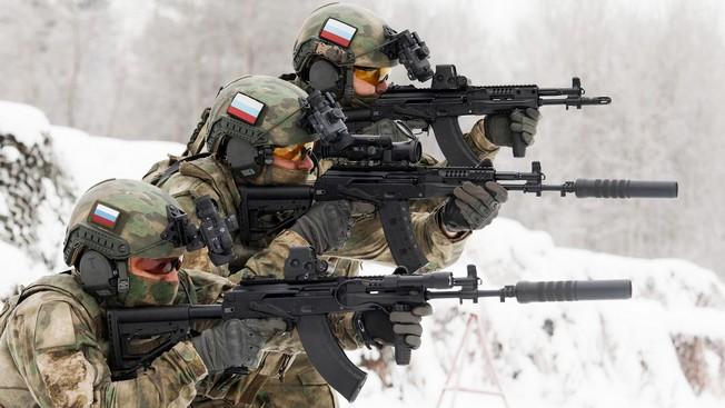Автоматы АК-12 и АК-15: убойные обновки в «калашном» ряду