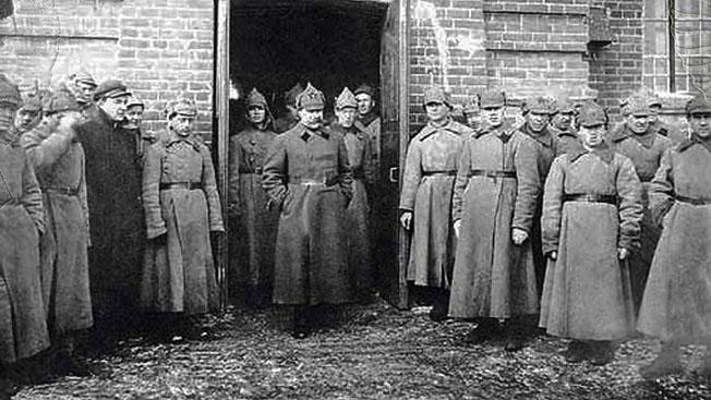 Отцы-основатели Красной Армии