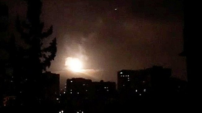 Агрессия против Сирии: ровно в 4 часа...