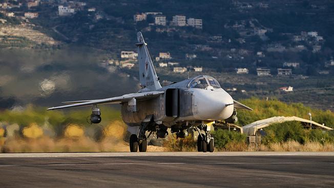 «Умный» прицел для российских авиабомб