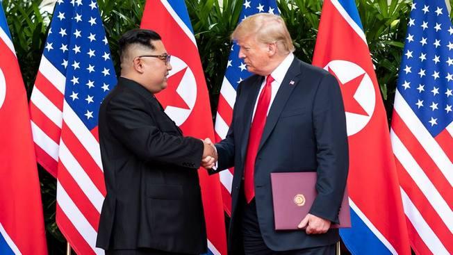 Ким Чен Ын оказался «очень талантливым человеком»