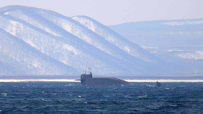 Подводный ракетоносец «Подольск» отправлен на утилизацию