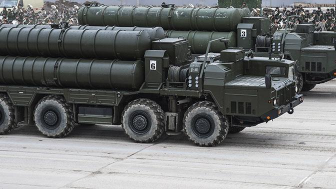 Поврежденные штормом ракеты С-400 для Китая уничтожены