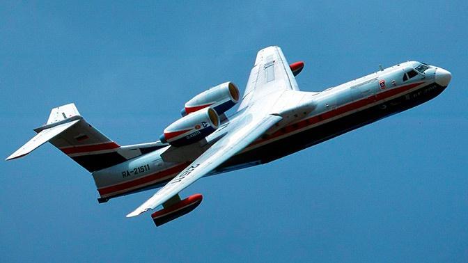 Индия может закупить в РФ «летающие лодки»  Бе-200