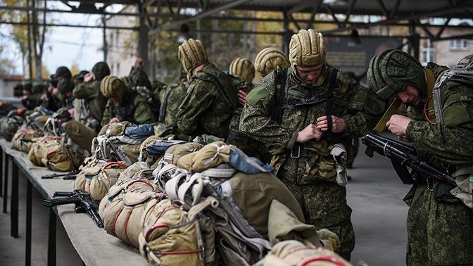 Новая дивизия Воздушно-десантных войск будет создана в России