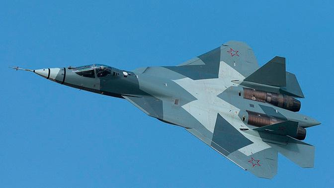 В Ростехе заявили о готовности обсуждать с Индией поставки Су-57
