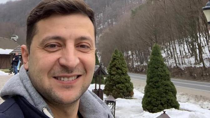 Стали известны планы Зеленского в случае победы на выборах