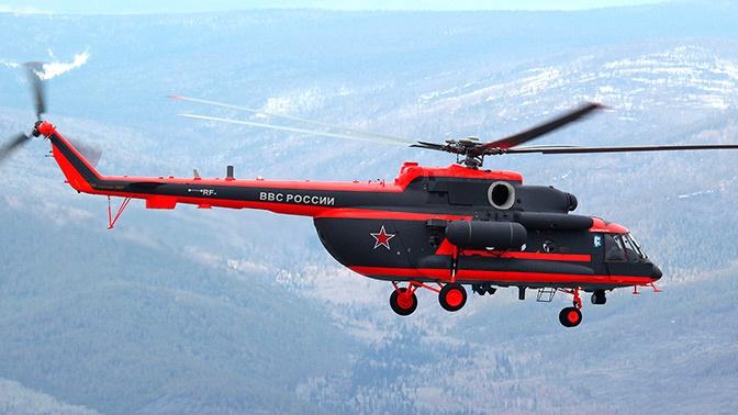Российские вертолетчики смогут видеть в темноте полярной ночи
