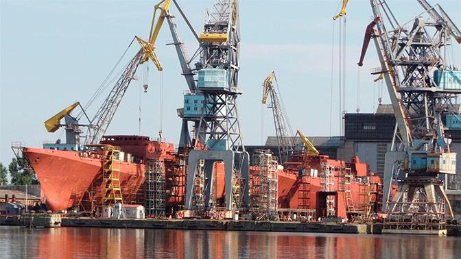 Началась подготовка к постройке фрегатов «Буревестник» в Индии