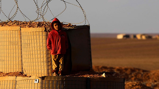 ООН поприветствовала предложение России и Сирии по ликвидации «Рукбана»