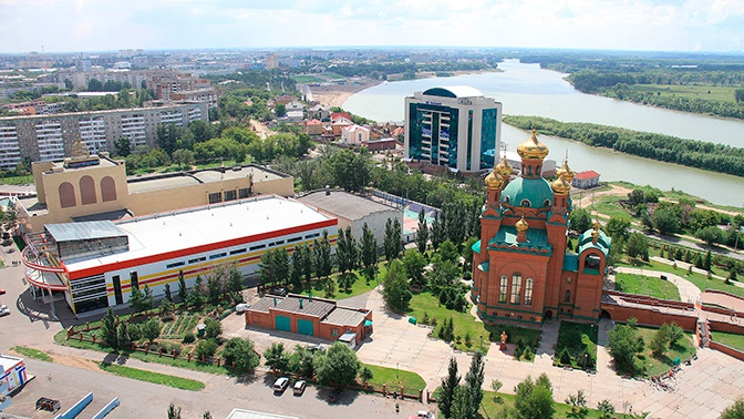 В Казахстане предложили переименовать Петропавловск и Павлодар
