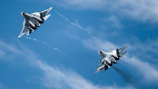 Мантуров: истребитель Су-57 имеет большой потенциал для экспорта