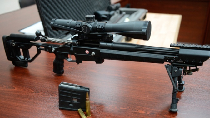 Первые спецподразделения начали получать снайперские комплексы «Точность»