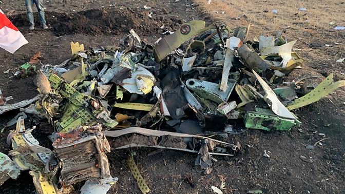 Озвучена предварительная причина крушения Boeing 737 MAX