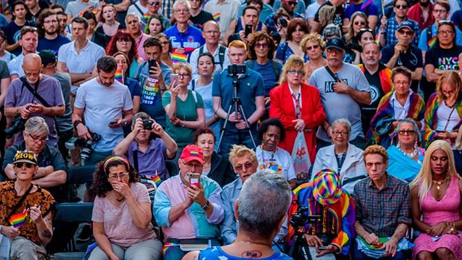 Выпуск от 06.04.2019 г. «Молчи - целее будешь»: как тоталитаризм меньшинств съедает Америку изнутри