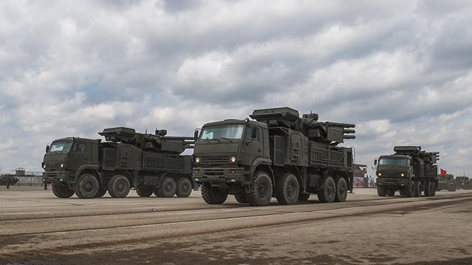 На парадах Победы в Крыму пройдут С-400, «Бастионы» и «Панцири»