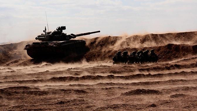 Россия готова к поставкам в Индию новых танков Т-90