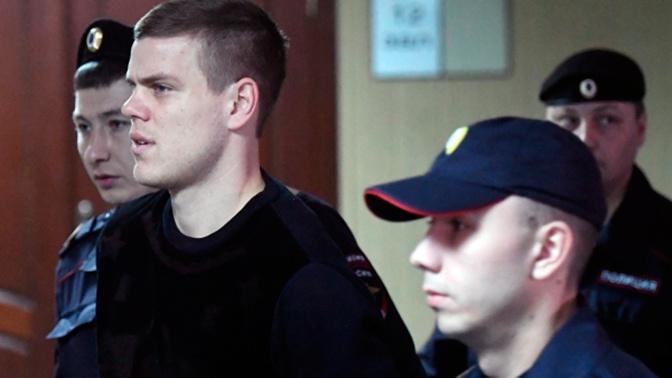 Слушание дела Кокорина и Мамаева продолжится после проверки здания суда