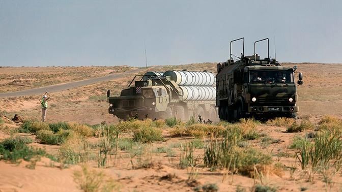 В Кремле оценили возможность производства компонентов С-400 в Турции