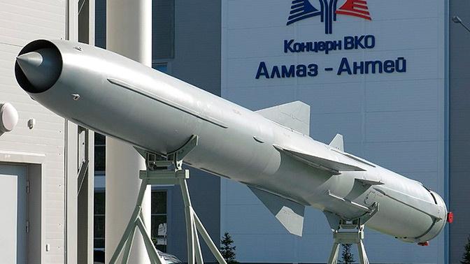 Военно-Морской Флот России получил партию крылатых ракет «Оникс»