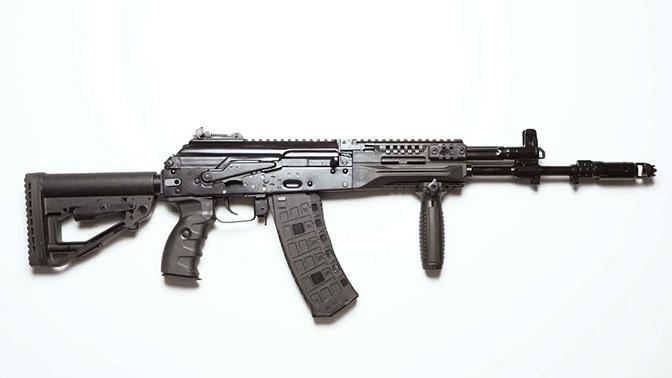 «Калашников» поставил первую партию АК-12 в войска в этом году