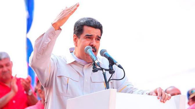 Николас Мадуро предостерег Бразилию от военного вмешательства в дела Венесуэлы