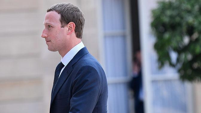 В Facebook предложили лишить Цукерберга должности