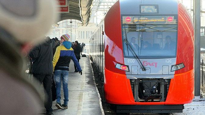 Путин одобрил проект высокоскоростной железной дороги от Москвы до Петербурга