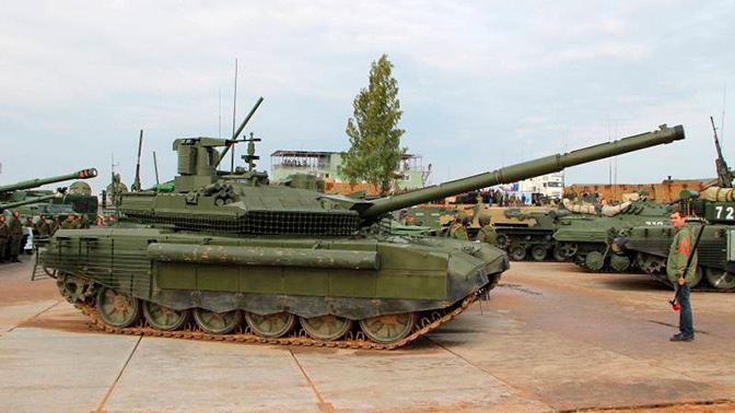 Стало известно, когда танки Т-90М поступят в войска