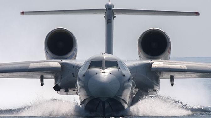 Для самолета Бе-200 создадут российский двигатель вместо украинского