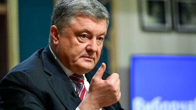 На сайте Порошенко появилась петиция с требованием перенести выборы на Украине