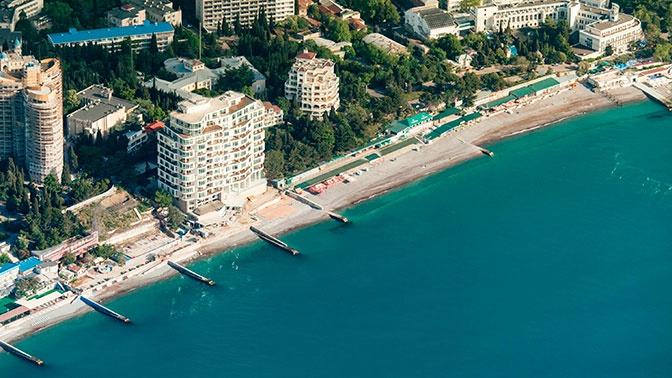 Крым стал самым популярным и доступным курортом на майские праздники