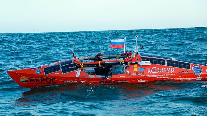 Конюхов рассказал о планах после завершения перехода через Тихий океан